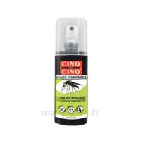 Cinq sur Cinq Zones Tempérées Lotion anti-moustique 100ml à Saint-Vallier