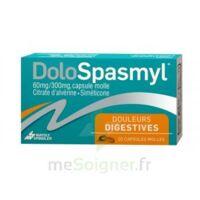 DOLOSPASMYL 60 mg/300 mg Caps molle Plq PVC/alu/20 à Saint-Vallier