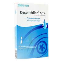 DESOMEDINE 0,1 % Collyre sol 10Fl/0,6ml à Saint-Vallier