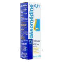 DESOMEDINE 0,1 % S pulv nas en flacon Spray/10ml à Saint-Vallier