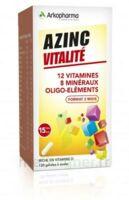 Azinc Forme Et Vitalité Gélules Dès 15 Ans Fl/120 à Saint-Vallier