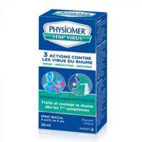 Physiomer Stop Virus Spray Buccal Fl/20ml à Saint-Vallier