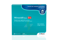 Minoxidil Mylan 5 %, Solution Pour Application Cutanée à Saint-Vallier