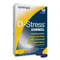 D-stress Sommeil Comprimés B/40 à Saint-Vallier
