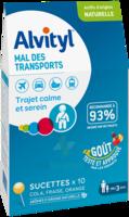 Alvityl Sucette Mal Des Transports B/10 à Saint-Vallier