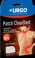 Patch Chauffant Decontractant Urgo X 2 à Saint-Vallier