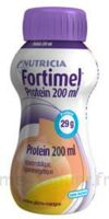 Fortimel Protein Sans Lactose, 200 Ml X 4 à Saint-Vallier