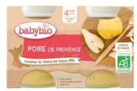 Babybio Pot Poire à Saint-Vallier