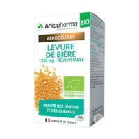 Arkogélules Levure De Bière Revivifiable Bio Gélules Fl/150 à Saint-Vallier