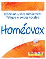 Boiron Homéovox Comprimés à Saint-Vallier