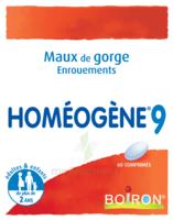 Boiron Homéogène 9 Comprimés à Saint-Vallier