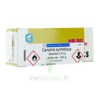 Cooper Camphre Tablettes 250g à Saint-Vallier