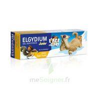 Elgydium Age De Glace Pâte Dentifrice Tutti Frutti Junior 7/12ans 50ml à Saint-Vallier