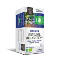 Dayang Sommeil Relaxation Bio 20 Infusettes à Saint-Vallier