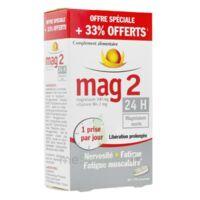 Mag 2 24H Comprimés LP Nervosité et Fatigue B/45+15 Offert à Saint-Vallier