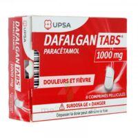 Dafalgantabs 1 G Cpr Pell Plq/8 à Saint-Vallier