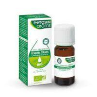 Phytosun Aroms Huile Essentielle Bio Lemongrass Fl/10ml à Saint-Vallier
