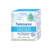 Natessance Sèves De Beauté Crème Hydratante Fraîcheur Pot/50ml à Saint-Vallier